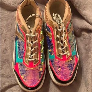 Shoes - Bling sneakers